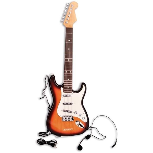 Bontempi - Elektronisk Guitar (241310)