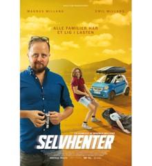 Selvhenter (Aka Livet Med Tandsmør) - Blu Ray