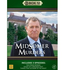 Midsomer Murders - Box 12 - DVD