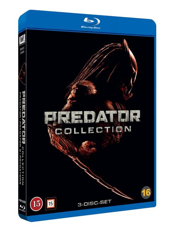 Predator 1-3 Boxset (Blu-Ray)