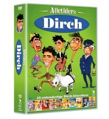 Alletiders Dirch - Boks - DVD