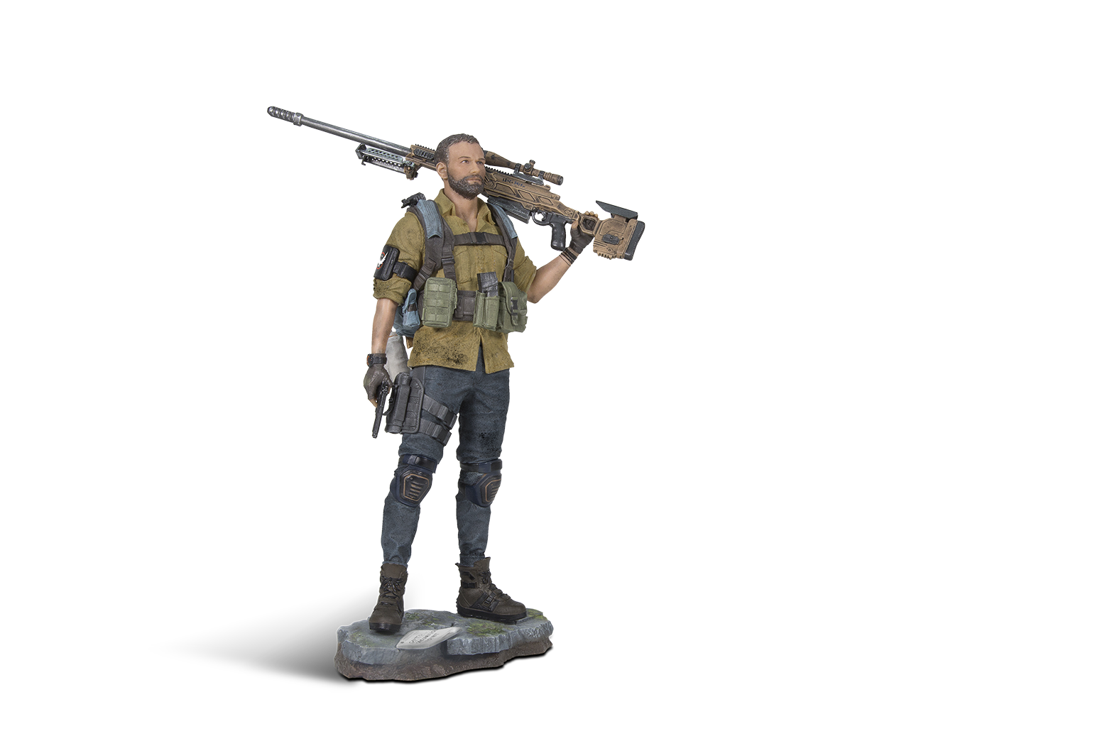 Tom Clancy's - The Division 2: Brian Johnson Figurine