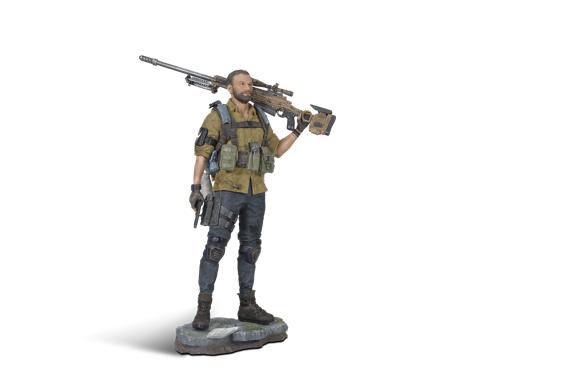 Tom Clancy's - The Division 2: Brian Johnson Figurine