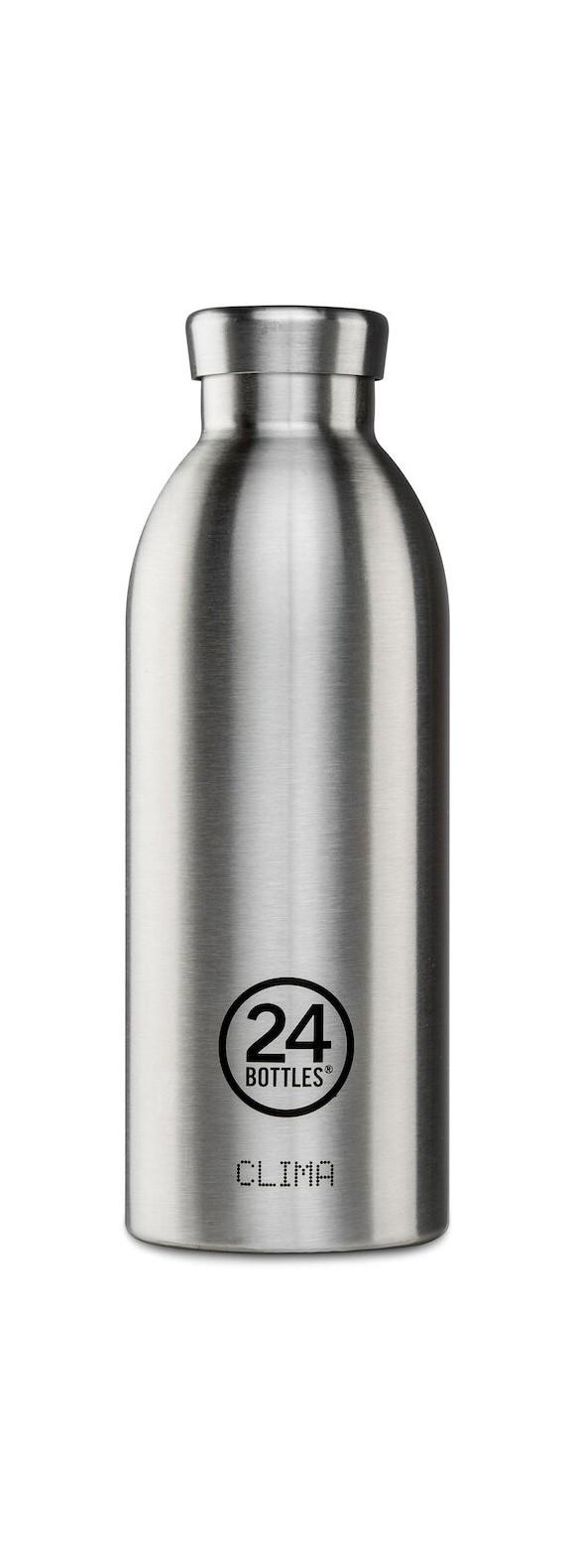 24 Bottles - Clima Bottle 0,5 L - Steel (24B140)