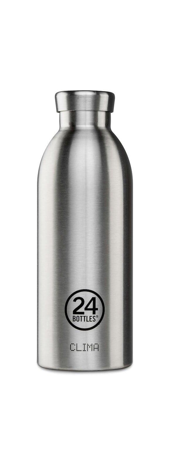24 Bottles - Clima Bottle 0,5 L - Steel (24B140)
