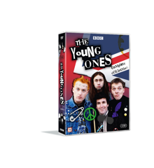 Young Ones; The Complete Coll. - DVD