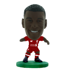 Soccerstarz - Liverpool Georginio Wijnaldum - Home Kit (2020 version)