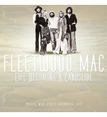 Fleetwood Mac -  Best of Live at Life Becoming A Landslide Passaic New Jersey broadcast 1975 - LP   - Vinyl