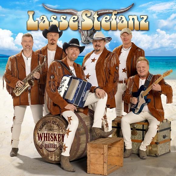 Lasse Stefanz/Whiskey Barrel - CD