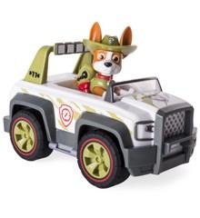 Paw Patrol - Køretøje - Tracker`s Jungle køretøj