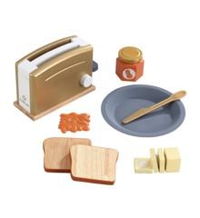 KidKraft - Toaster Sæt