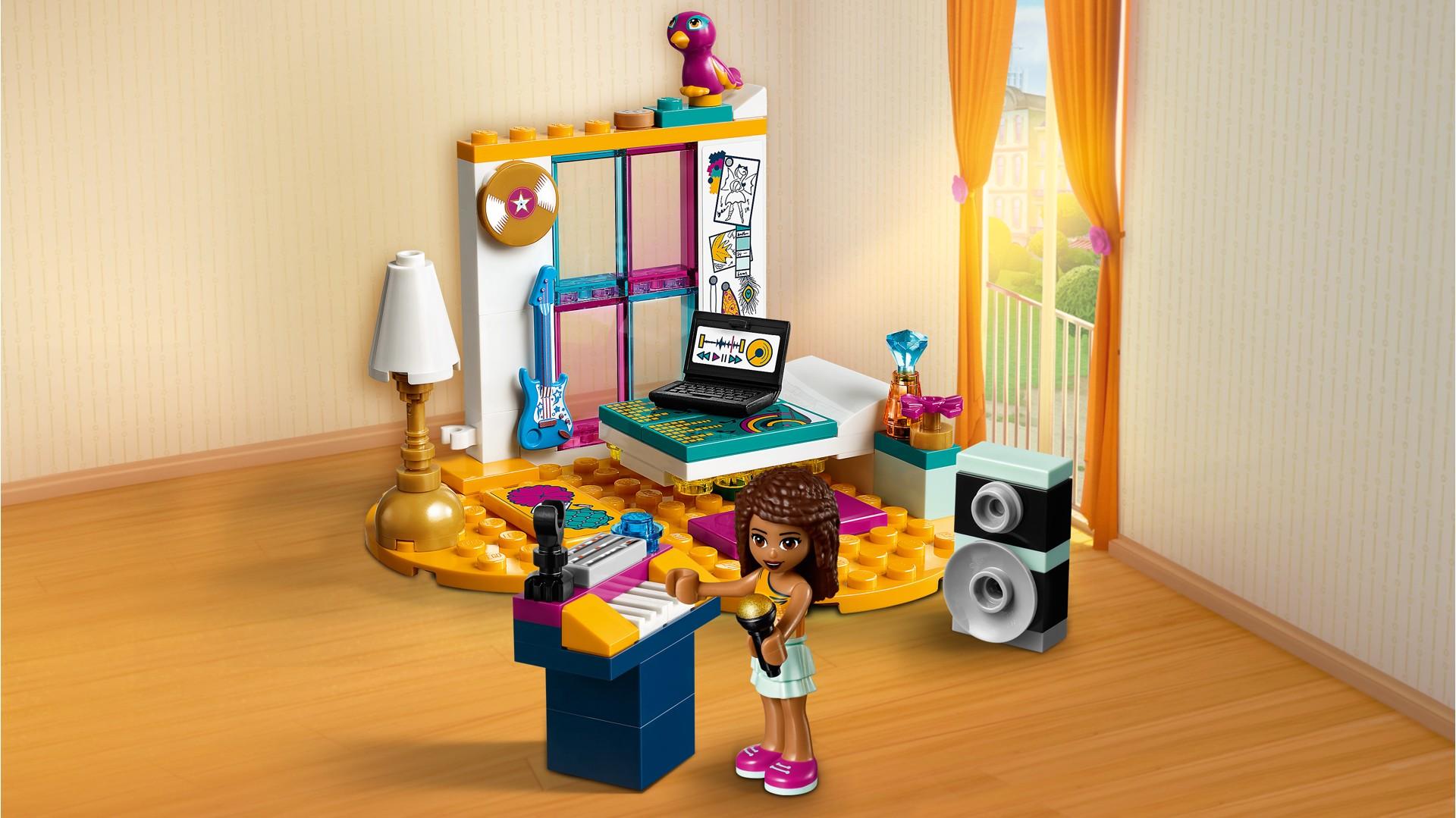 Køb LEGO Friends - Andrea's Værelse (41341)