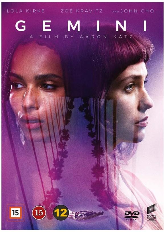 Gemini (Zoë Kravitz) - DVD