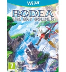 Rodea the Sky Soldier - Bonus Edition (Include Wii Version)