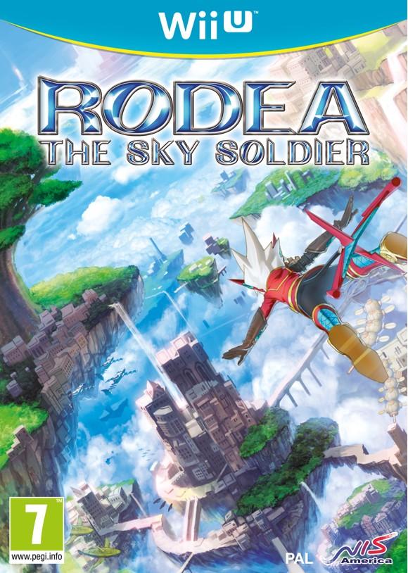 Rodea the Sky Soldier - Bonus Edition (Include Wii Version)