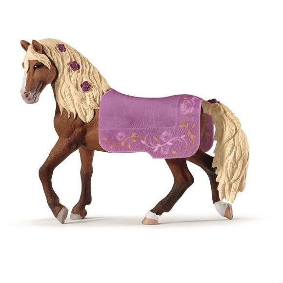 Schleich - Paso Fino stallion horse show (42468)