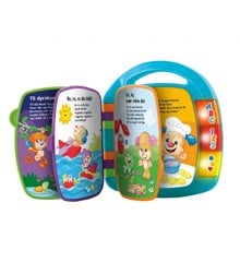 Fisher-Price - Laugh & Learn - Nu Rimer Vi (dansk)