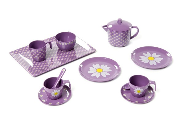 Smallstuff - Doll Tea set (40036)