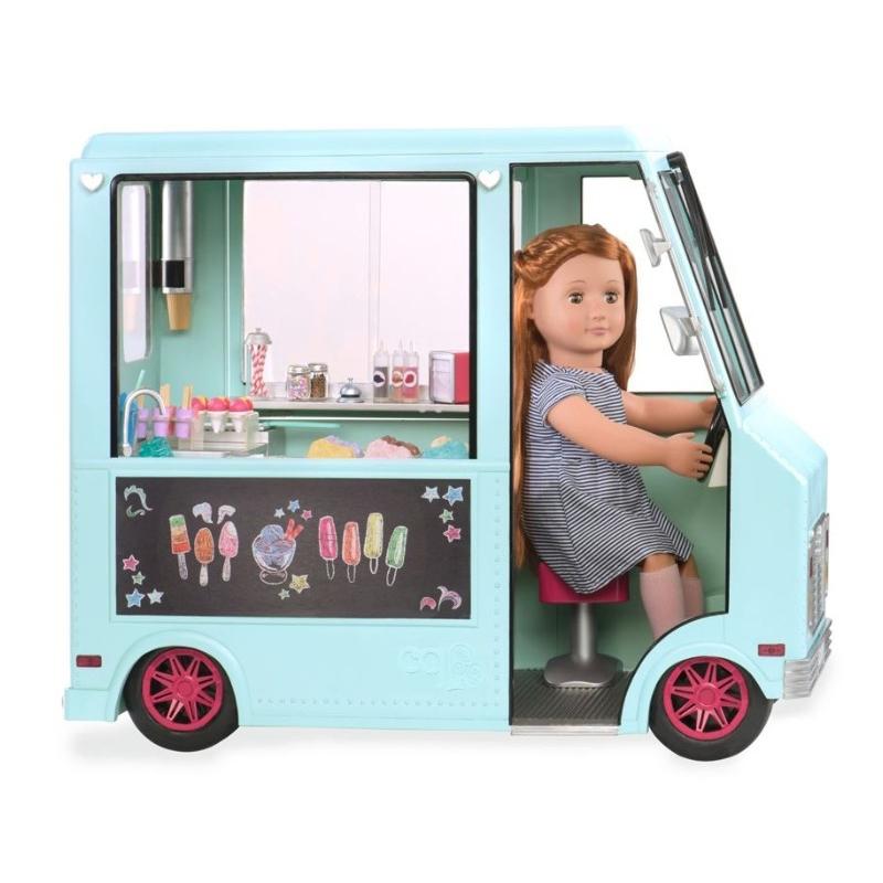 Our Generation - Eiswagen