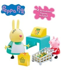 Peppa Pig - Shopping Playset