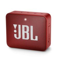 JBL - GO 2 Bluetooth Højtaler Ruby Red