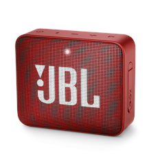 JBL - GO 2 Portable Bluetooth Speaker Ruby Red