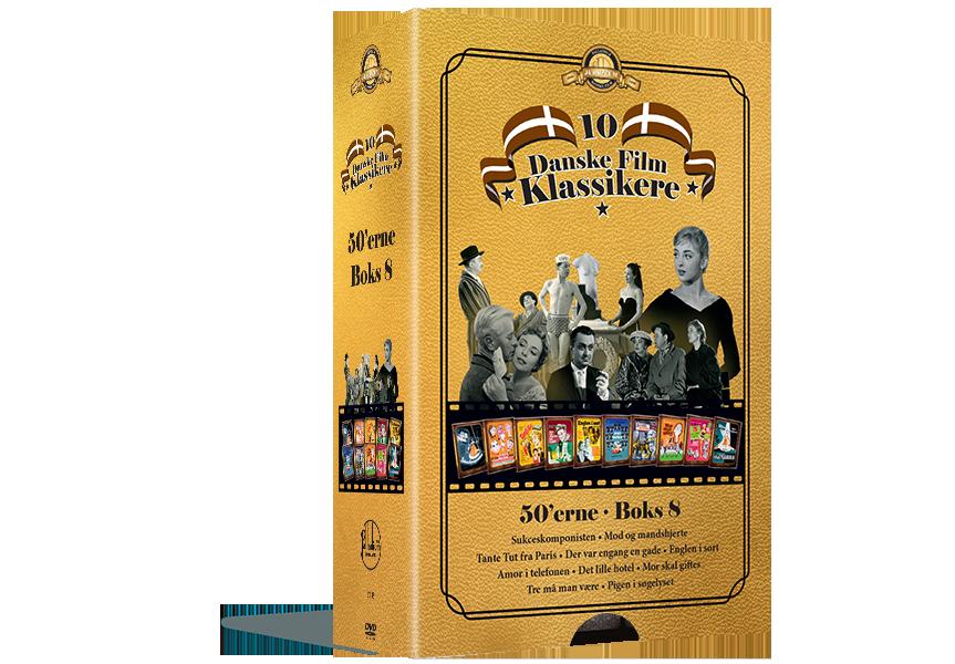 Palladium 1950`Erne Boks 8- DVD