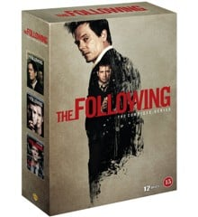 Following, The: The Complete Series - DVD