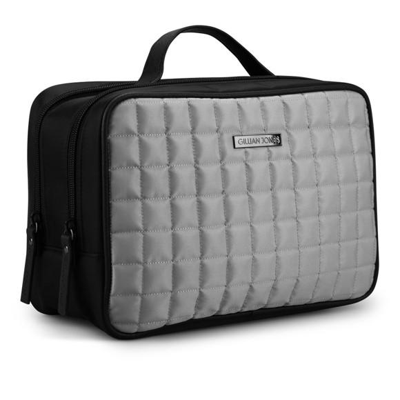 Gillian Jones - 2 Room Cosmetic Bag SPA