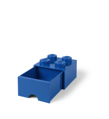 Room Copenhagen - LEGO Brick Drawers ​4 - Blue (40051731)