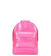 Mi-Pac - Mini Rygsæk - Patent Quilt - Pink