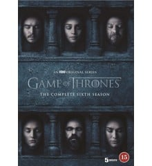 Game Of Thrones - Sæson 6 - DVD