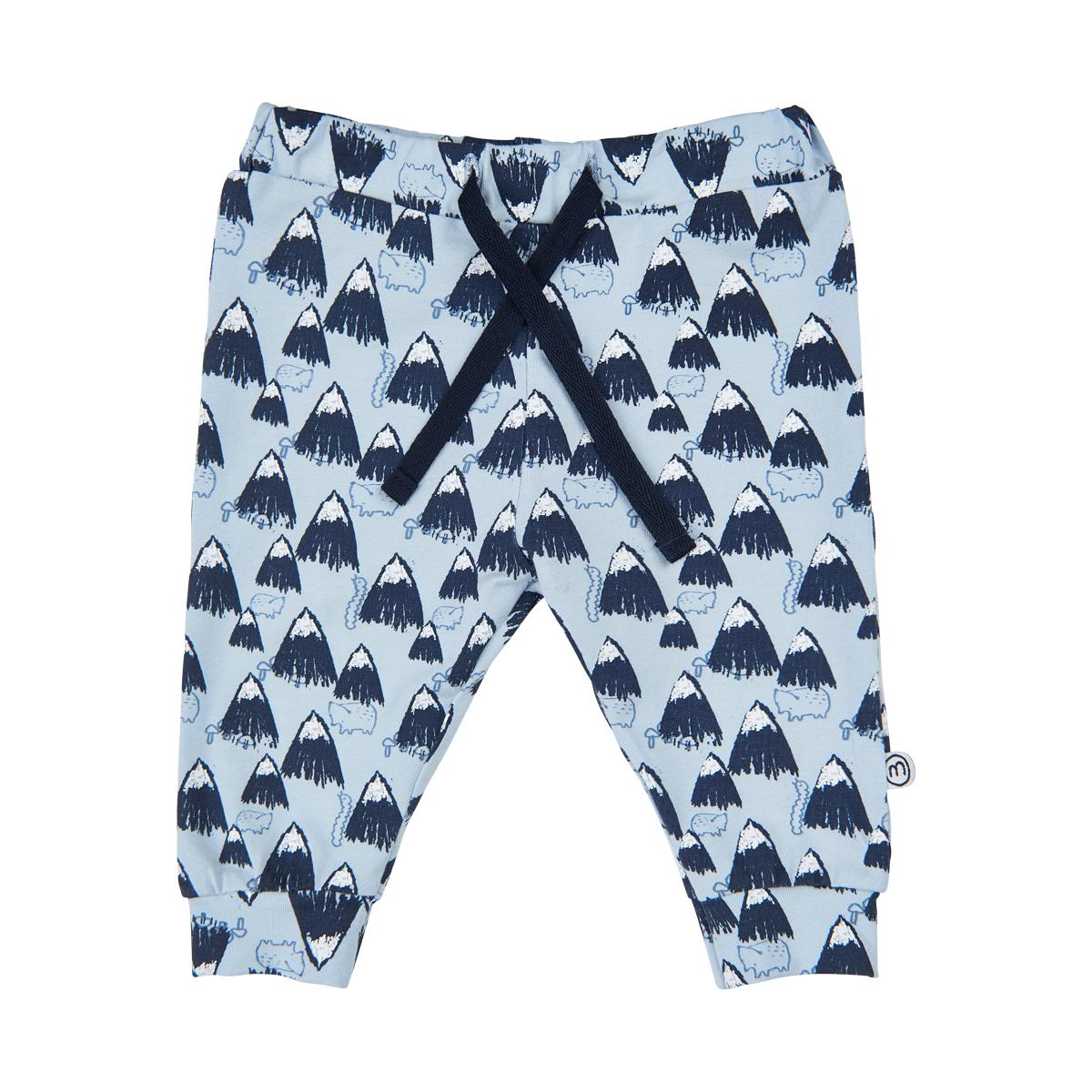 MINYMO - Jersey Pants w. AOP