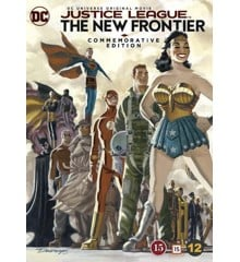 Justice League: The New Frontier (Commemorative Edition) - DVD