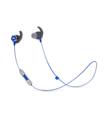 JBL - Reflect Mini 2 Wireless Sport In-Ear Blue