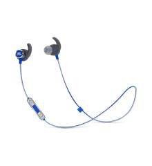 JBL - Reflect Mini 2 Wireless Sport In-Ear Blue