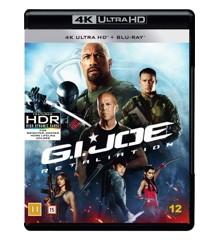 G.I. Joe: Retaliation (4K Blu-Ray)
