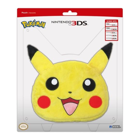 Universal Pikachu Plush Pouch XL (Hori)