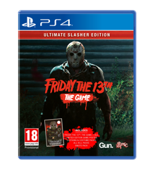 Friday the 13th (Game of the Year Edition)