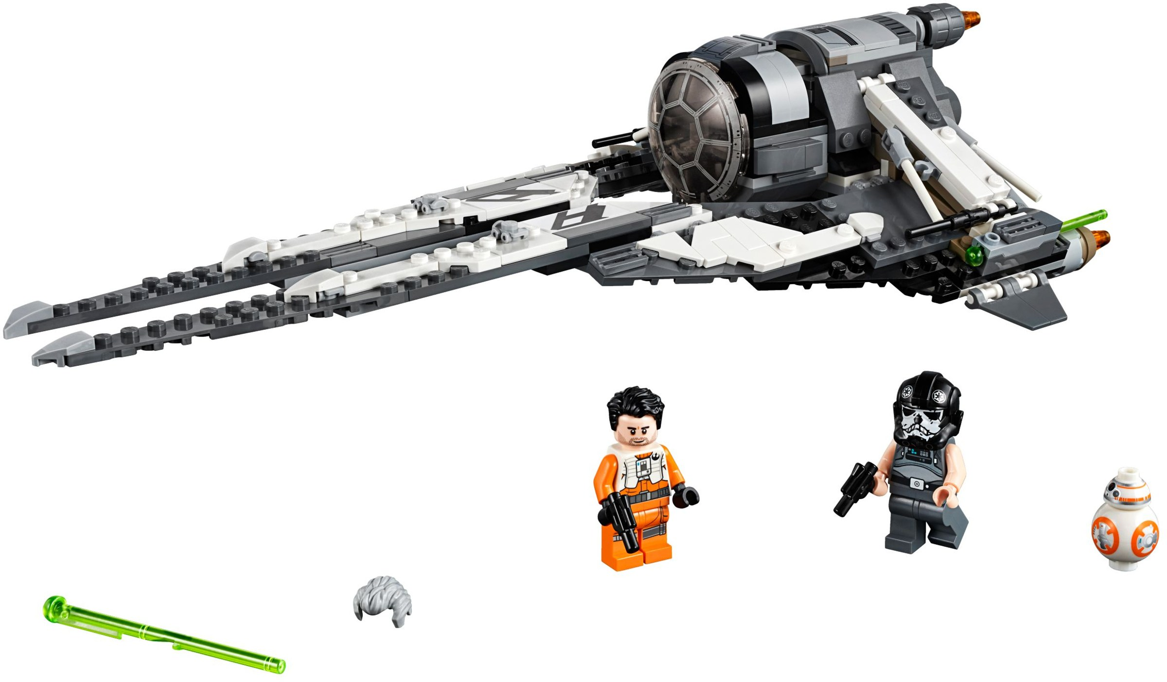 Kaufe LEGO Star Wars - Black Ace TIE Interceptor (75242)
