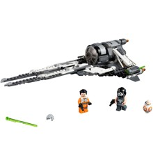 LEGO Star Wars - Black Ace TIE Interceptor (75242)