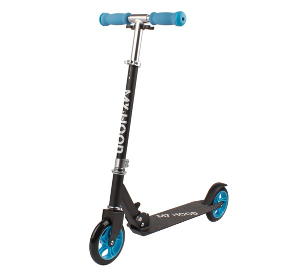 My Hood - Scooter 145 Black/Turquoise (505162)