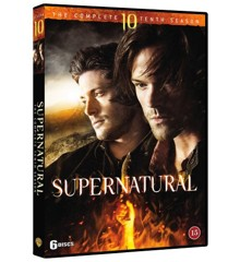 Supernatural - Season 10 - DVD