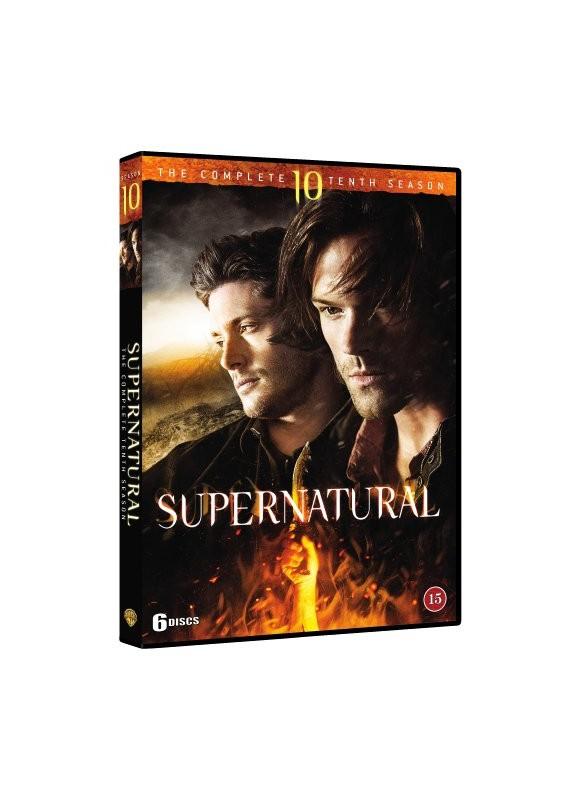 Supernatural - Season 10 - DVD