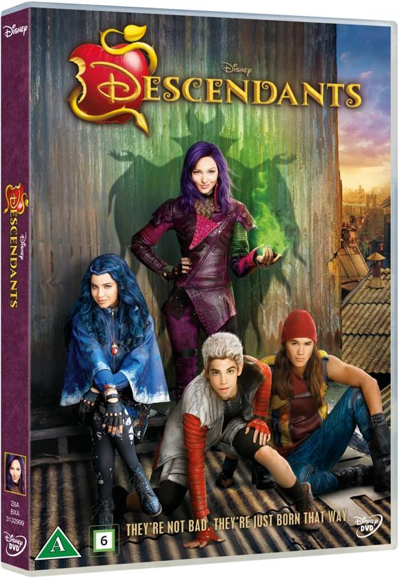 Descendants, The - DVD