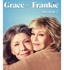 Grace and Frankie: Sæson 2 - DVD