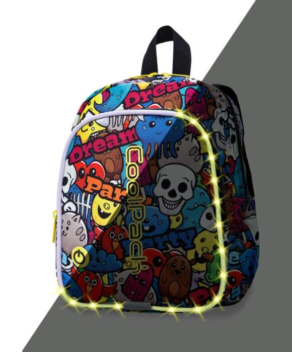 Coolpack - LedPack Børnehavetaske - Cartoon