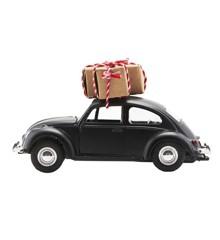 House Doctor - Kerstdecoratie Xmas Car - Zwart