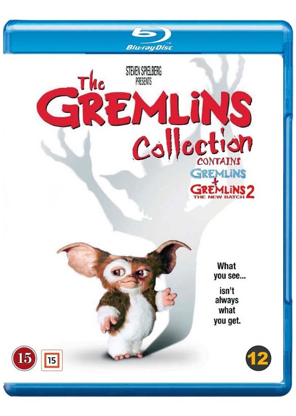 Gremlins Collection, The (Blu-Ray)