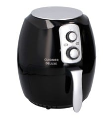 Cuisinier Deluxe Air Fryer 1400W 3,6L